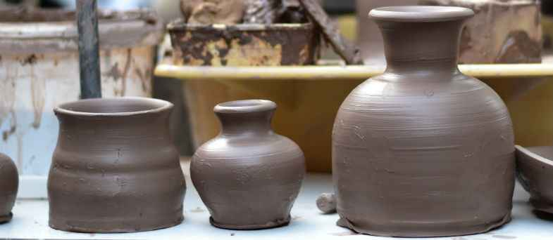 Does clay shrink when fired