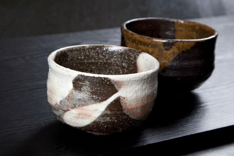 Grog in a clay pot
