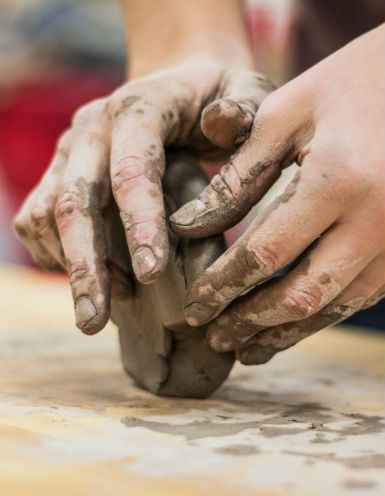 does clay shrink when it is fired