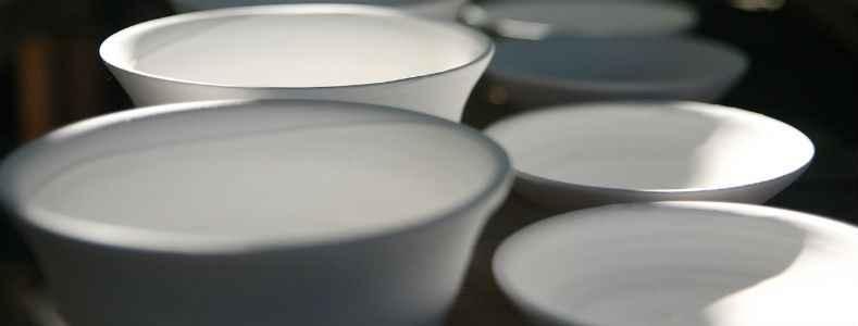 Porcelain Pottery Shrinks When Fired