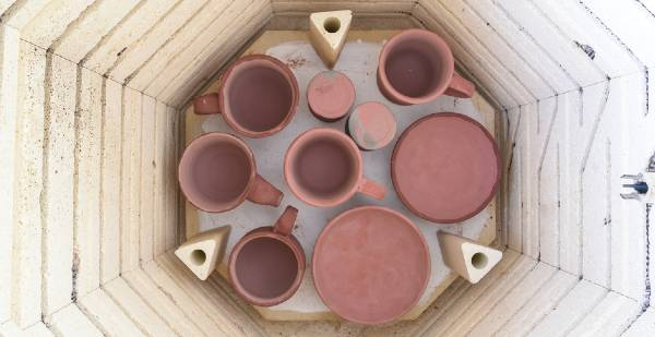 what are cones in pottery