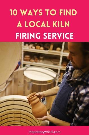 pottery firing service near by
