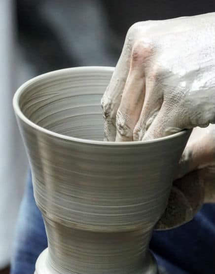 Pottery Clay Cracks when sides are different thicknesses
