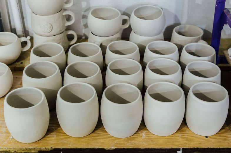 Can Slip Be Used On Bone Dry Clay You Ll Be Surprised Pottery Tips By The Pottery Wheel
