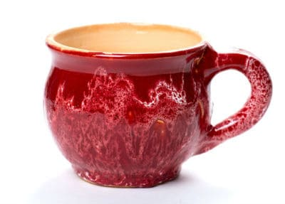 flowing pottery glazes