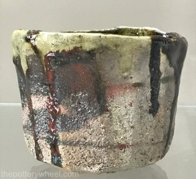 what is raku pottery
