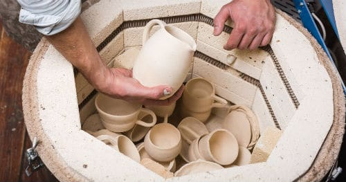 can you leave a kiln unattended