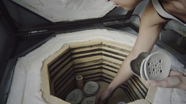 can you have a pottery kiln at home