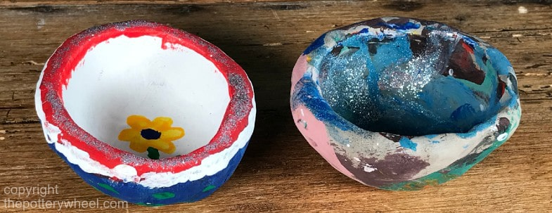 what can kids make with clay