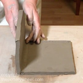hand building pottery without a wheel
