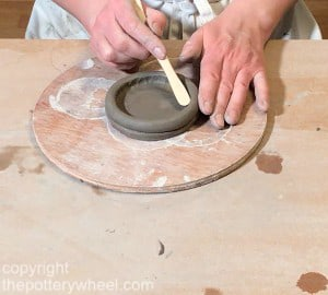 handbuilding pottery without a wheel