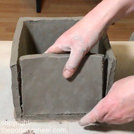 pottery without a pottery wheel
