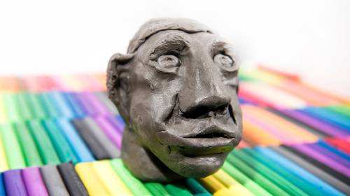 what can kids make out of clay