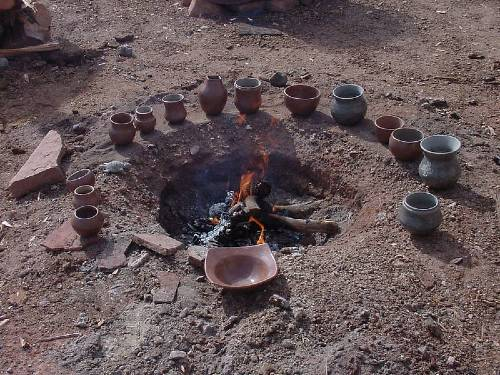 how to build a kiln for pottery