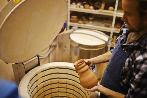 how to start a pottery hobby
