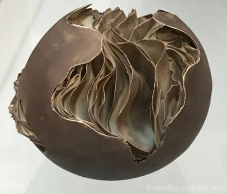 types of clay for pottery