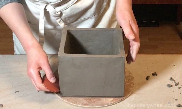 how to make pottery at home