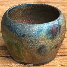 how to raku fire pottery
