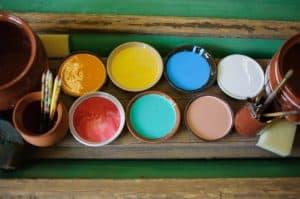 mixing underglaze colors
