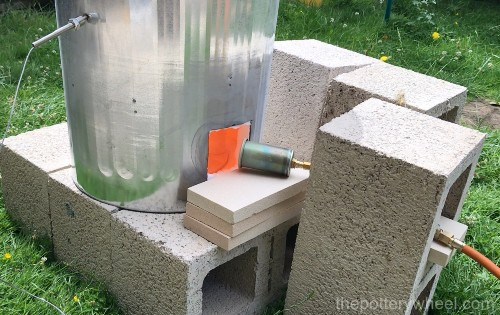 raku firing process