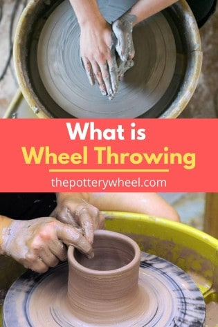 what is wheel throwing