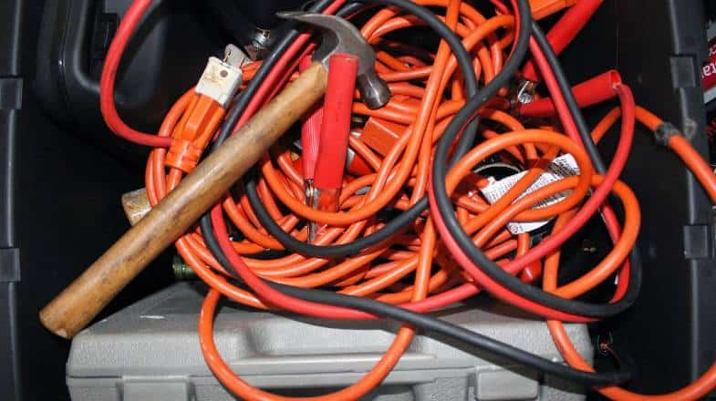 can you use an extension cord with a kiln