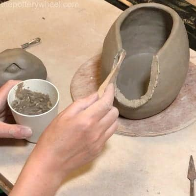 how to make coil pots