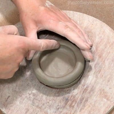 how to make simple coil pots