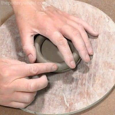 making easy coil pots