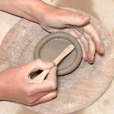 how to make smooth coil pots