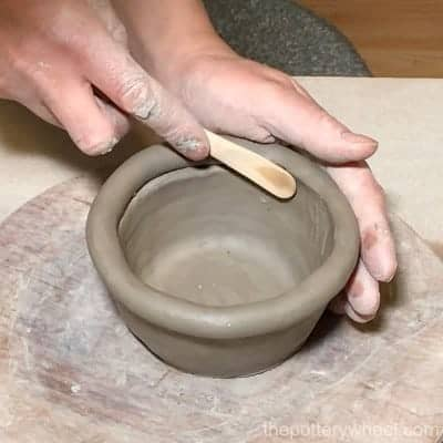 smooth coil pots