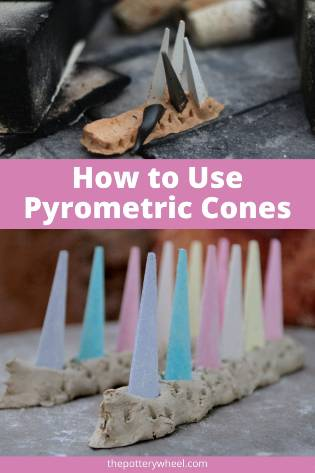how to use pyrometric cones