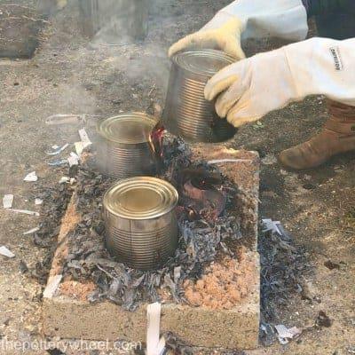copper matte raku