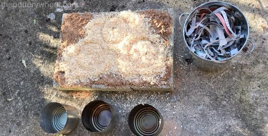 equipment for copper matte raku
