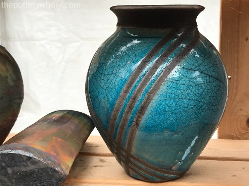 how to glaze pottery at home