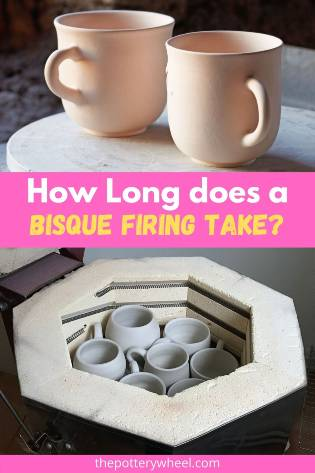 How Long does a bisque firing take