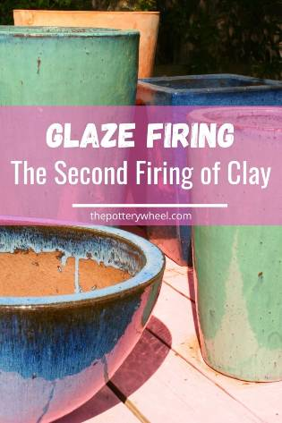 what is the second firing of clay called