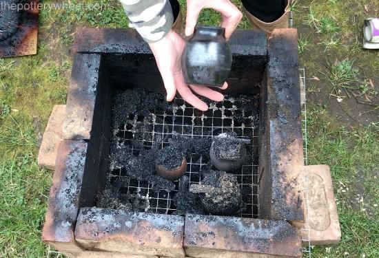 build a sawdust kiln