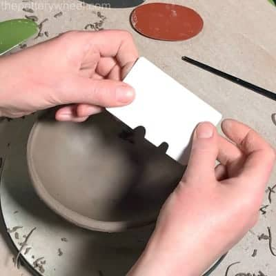 how to make a pinch pot bowl