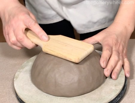 how to make pinch pots