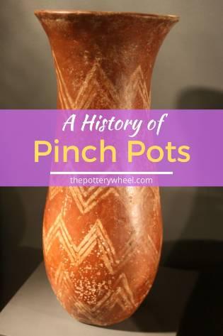 pinch pot history