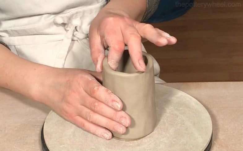 pinch pot artists