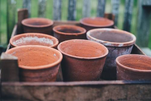 what is terracotta made of