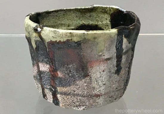 japanese raku pottery