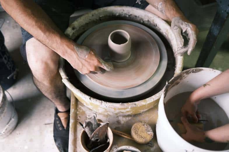 pottery wheel near me