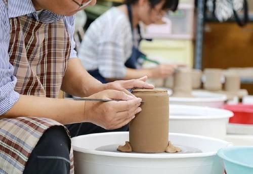 pottery wheel nearby