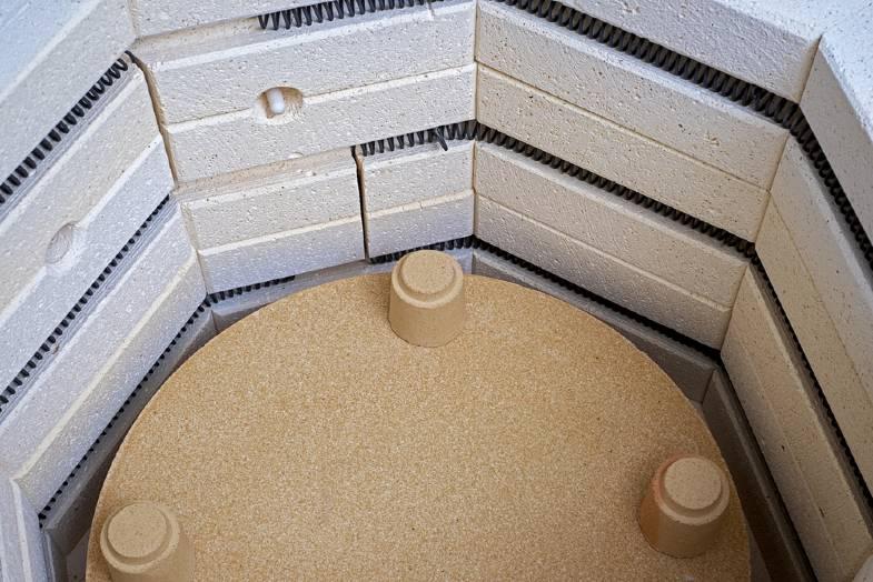 how long do kiln elements last