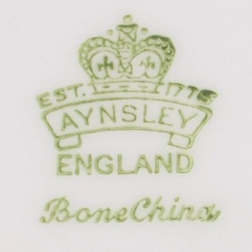 bone china marking