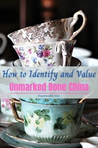 Bone China with no markings