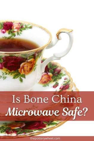 is bone china microwave safe